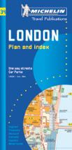 London - Plan and Index Nº 34