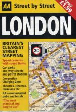 London Map Street By Street