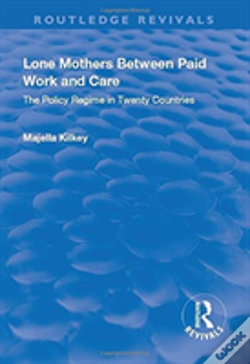 Wook.pt - Lone Mothers Between Paid Work And