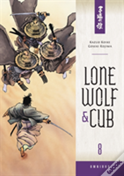Wook.pt - Lone Wolf And Cub Omnibus