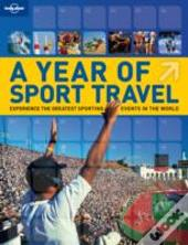 Lonely Planet - A Year Of Sport Travel