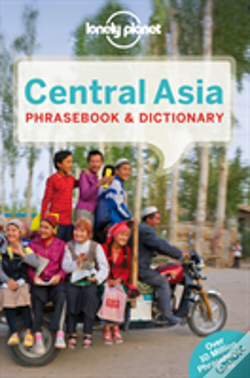 Wook.pt - Lonely Planet - Central Asia Phrasebook