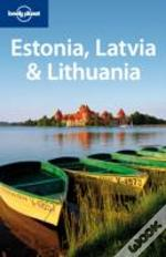 Lonely Planet - Estonia Latvia and Lithuania