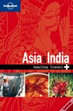 Wook.pt - Lonely Planet - Healthy Travel - Asia and India
