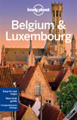 Wook.pt - Lonely Planet Belgium & Luxembourg
