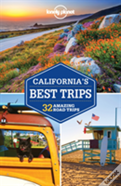 Wook.pt - Lonely Planet California'S Best Trips