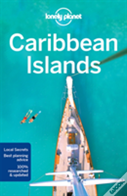 Wook.pt - Lonely Planet Caribbean Islands