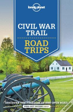 Wook.pt - Lonely Planet Civil War Trail - Road Trips