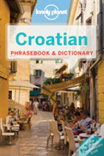 Lonely Planet Croatian Phrasebook And Dictionary