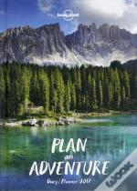 Lonely Planet Diary Planner 2017 1ed -Anglais-