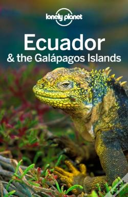 Wook.pt - Lonely Planet Ecuador & The Galapagos Islands
