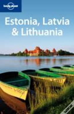 Wook.pt - Lonely Planet - Estonia Latvia and Lithuania