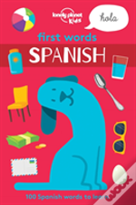 Lonely Planet First Words - Spanish