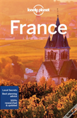 Wook.pt - Lonely Planet France