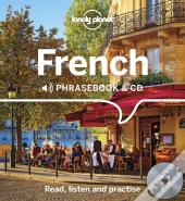 Lonely Planet French Phrasebook And Cd
