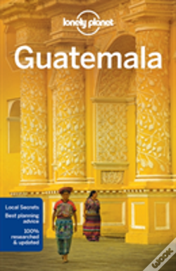 Wook.pt - Lonely Planet Guatemala