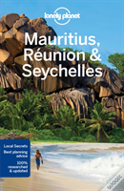 Wook.pt - Lonely Planet Mauritius, Reunion & Seychelles