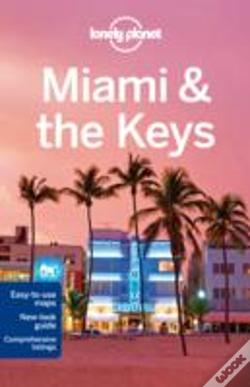 Wook.pt - Lonely Planet Miami & The Keys
