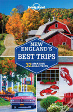 Wook.pt - Lonely Planet New England'S Best Trips