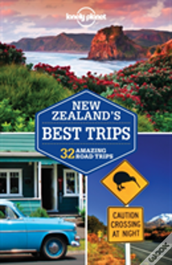 Wook.pt - Lonely Planet New Zealand'S Best Trips