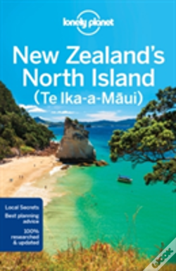 Wook.pt - Lonely Planet New Zealand'S North Island
