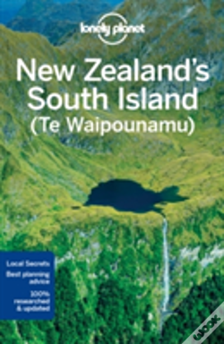 Wook.pt - Lonely Planet New Zealand'S South Island