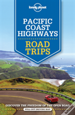Wook.pt - Lonely Planet Pacific Coast Highways Road Trips