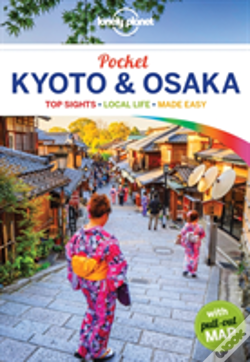 Wook.pt - Lonely Planet Pocket Kyoto & Osaka
