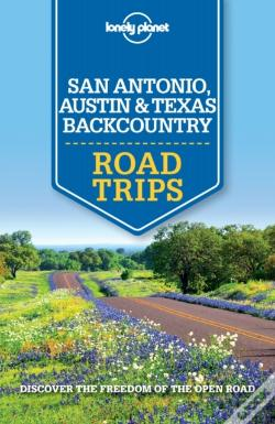 Wook.pt - Lonely Planet San Antonio, Austin & Texas Backcountry Road Trips