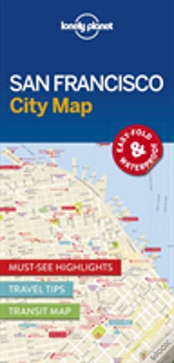 Wook.pt - Lonely Planet San Francisco City Map