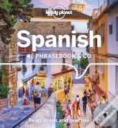 Lonely Planet Spanish Phrasebook And Cd