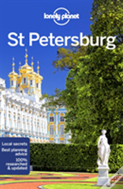 Wook.pt - Lonely Planet St Petersburg