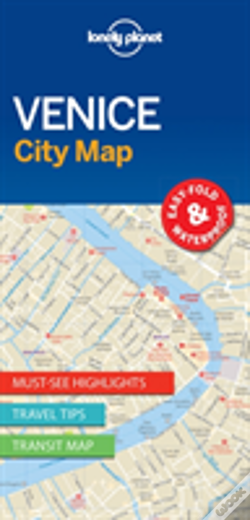 Wook.pt - Lonely Planet Venice City Map