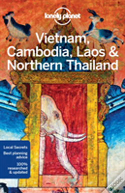 Wook.pt - Lonely Planet Vietnam, Cambodia, Laos & Northern Thailand