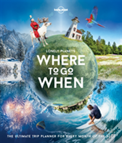 Wook.pt - Lonely Planet'S Where To Go When