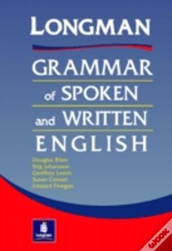 Wook.pt - Longman Grammar Spoken And Written English