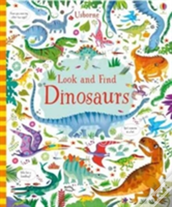 Wook.pt - Look And Find Dinosaurs