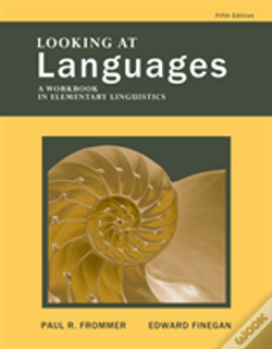 Wook.pt - Looking At Languages: A Workbook In Elementary Linguistics