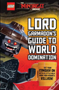 Wook.pt - Lord Garmadon'S Guide To World Domination