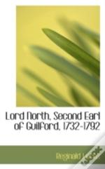 Lord North, Second Earl Of Guilford, 173