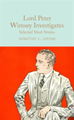 Wook.pt - Lord Peter Wimsey Stories