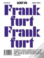 Lost In Travel Guide Frankfurt /Anglais