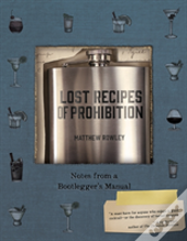 Lost Recipes Of Prohibition