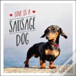 Love Is A Sausage Dog