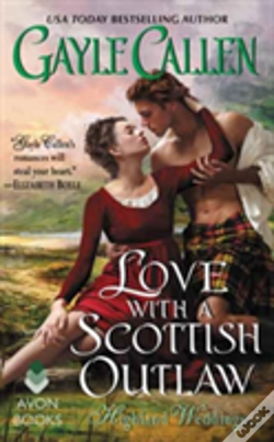 Wook.pt - Love With A Scottish Outlaw
