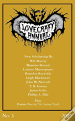 Wook.pt - Lovecraft Annual No. 3 (2009)