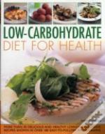 Low Carbohydrate Diet For Health