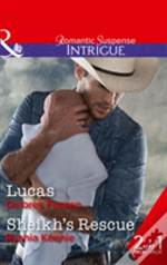 Lucas: Lucas (The Lawmen Of Silver Creek Ranch, Book 12) / Sheikh'S Rescue (Desert Justice, Book 2) (The Lawmen Of Silver Creek Ranch, Book 12)