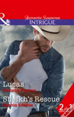 Wook.pt - Lucas: Lucas (The Lawmen Of Silver Creek Ranch, Book 12) / Sheikh'S Rescue (Desert Justice, Book 2) (The Lawmen Of Silver Creek Ranch, Book 12)