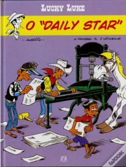 Wook.pt - Lucky Luke - O Daily Star